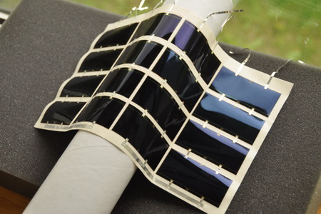 Flexible Solar Sheet